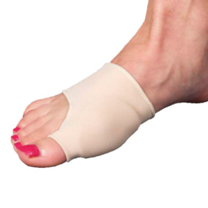 С 2726 Силиконовый протектор первого пальца стопы на тканевой основе