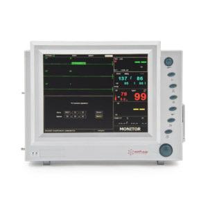 Монитор прикроватный многофункциональный медицинский «Armed» PC-9000b (с Nellcor-датчиками)