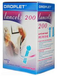 Ланцеты DROPLET №200