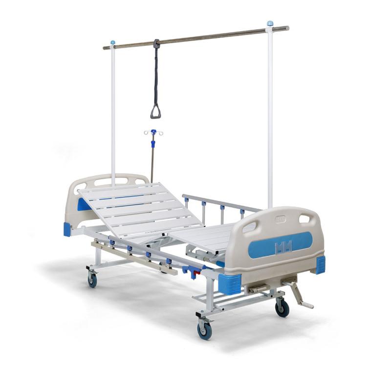 Кровать медицинская функциональная механическая «Армед»: РС104-Н