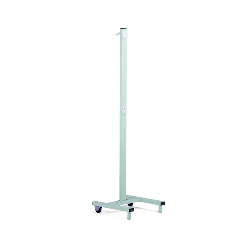 Мебель для медицинских учреждений: стойка приборная Спя-1 (зеленая)