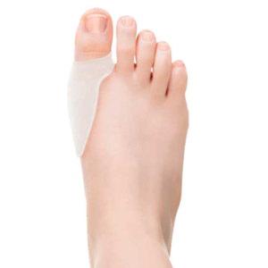 С 1708 Силиконовый протектор первого пальца стопы