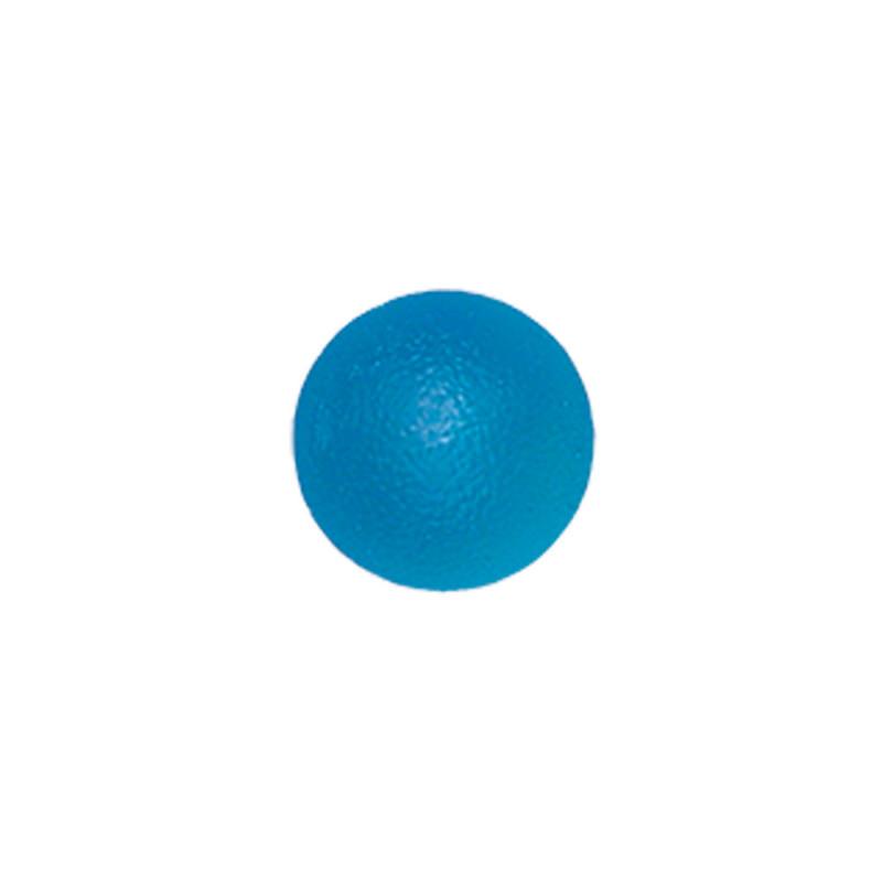 Мяч для тренировки кисти 50 мм жесткий синий