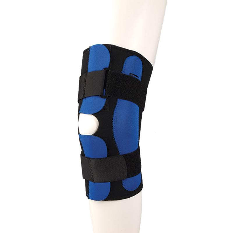 F 1293 Ортез коленного сустава разъемный с полицентрическими шарнирами
