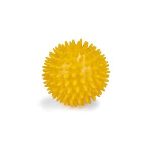 Мяч для фитнеса 8 см желтый