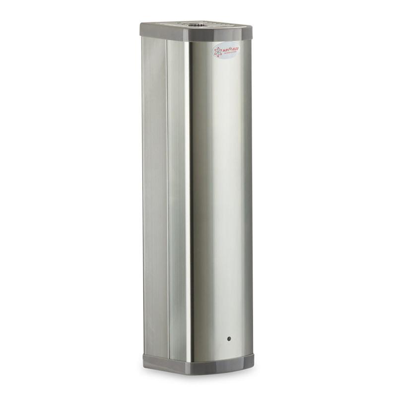 Рециркулятор «ЭКОКВАРЦ-АРМЕД» 15М (1) (цвет серебро)