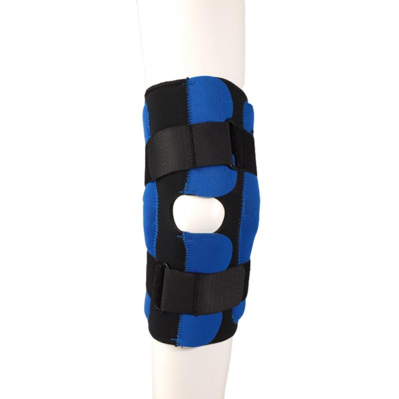 FL 1293 Ортез коленного сустава разъемный с полицентрическими шарнирами