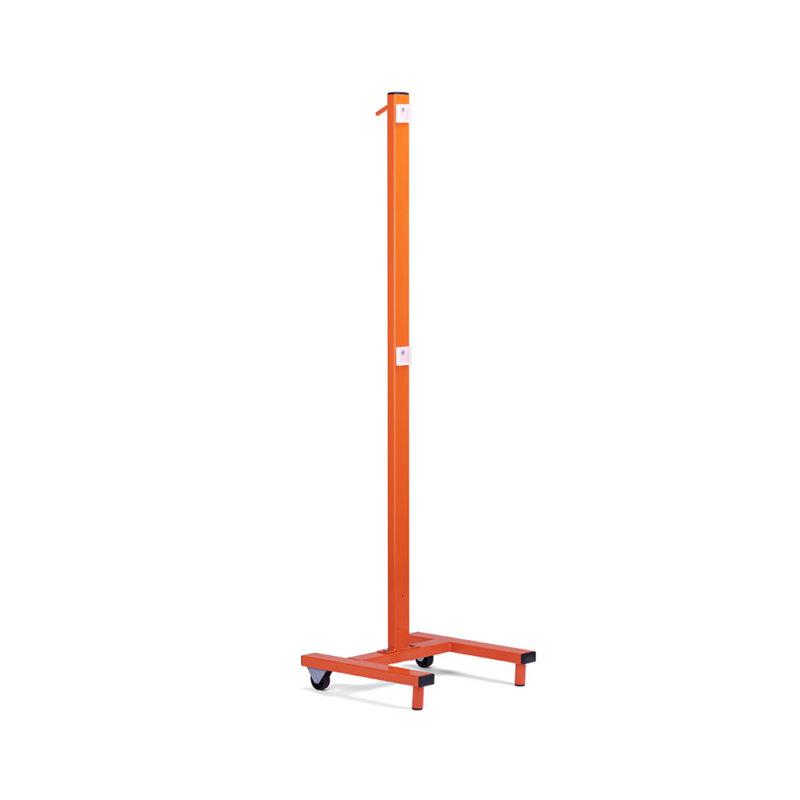 Мебель для медицинских учреждений: стойка приборная Спя-1 (оранжевая)