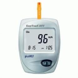 Глюкометр EasyTouch GCU (GLU, CHOL, UA)