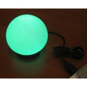 Соляная USB лампа «СФЕРА»