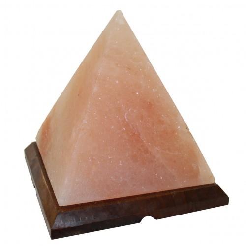 Солевая (соляная) лампа Пирамида