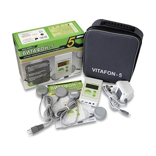 Виброакустический аппарат Витафон-5 (основной комплект)
