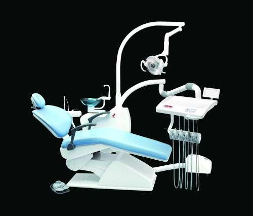 Установка стоматологическая HY-2288 мод 28B в комплекте с компрессором (нижняя подача инструмента)
