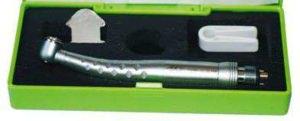Наконечник стоматологический турбинный кнопка с фиброоптикой М4 (TUQL)