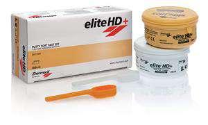 Elite H-D Putty Soft Fast Setting(250 ml B+250 ml)