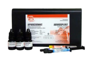 Армосплинт шинирующая лента набор
