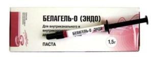 Белагель О ЭНДО (1,5 мл) 60%