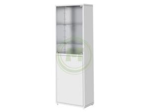 Шкаф медицинский металлический ШМ 01 МСК 646-02