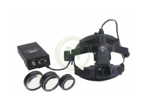 Офтальмоскоп налобный бинокулярный НБО 3-01 ЗОМЗ