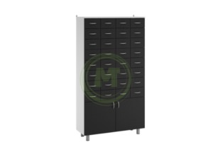 Шкаф для медикаментов АСК ША.02.02 (мод.1)