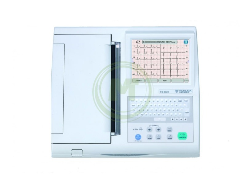 Электрокардиограф Fukuda CardiMax FX-8322R