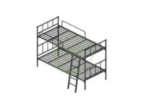 Кровать двухъярусная металлическая К.722.26