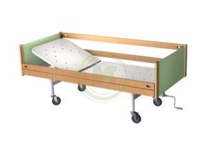 Медицинская кровать КФО-01 МСК-6101