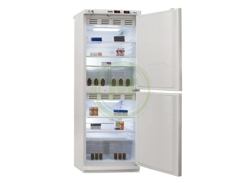 Холодильник фармацевтический Позис ХФД-280 (двери металл)