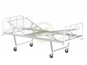 Кровать медицинская для лежачих больных КФ2-01 МСК-102