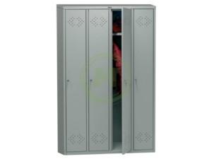 Шкаф металлический для одежды Промет LS-41
