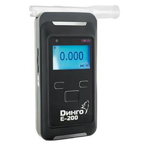 Алкотестер Динго E-200 SD