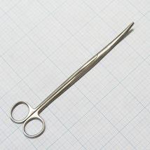 Ножницы вертикально-изогнутые 230 мм J-22-074
