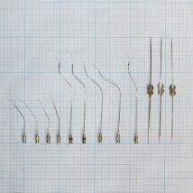 Набор инструментов для исследования и лечения заболеваний протоков слюнных желез НИСЖ