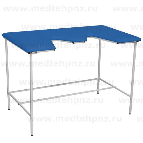 Диагностический ветеринарный стол СВУ-5 для УЗИ и эхо процедур