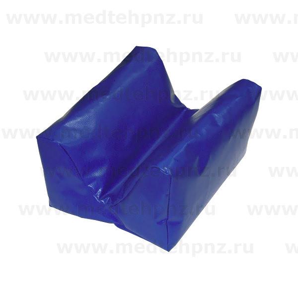 М-образная подушка для фиксации животных короткая
