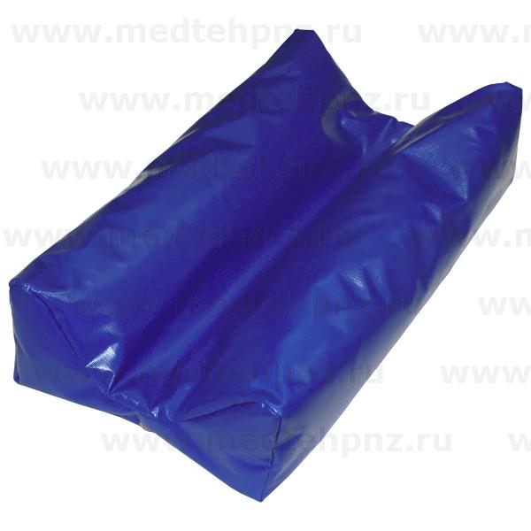 М-образная подушка для фиксации животных длинная