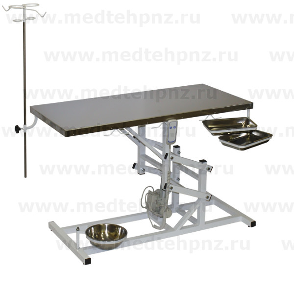 Стол ветеринарный универсальный СВУ-10 электропривод
